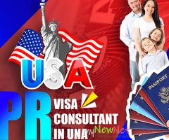 USA PR Visa Consultant in Una